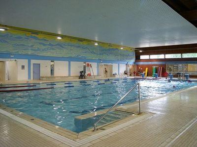 Zwembad van Rixensart