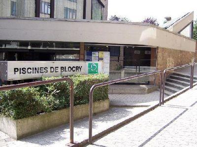 Zwembad van Blocry