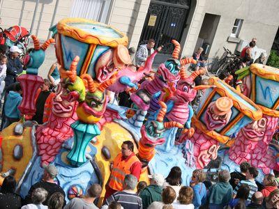 Carnival in Genappe