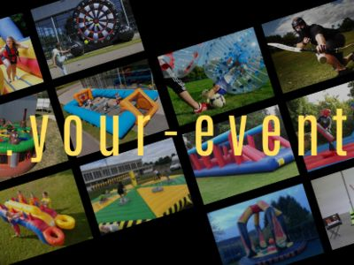 Your event: fun activiteiten