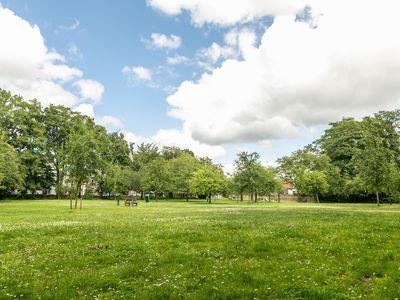 Gemeentelijk park van Waterloo