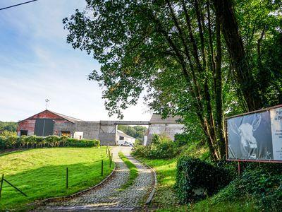 De boerderij van la Baillerie