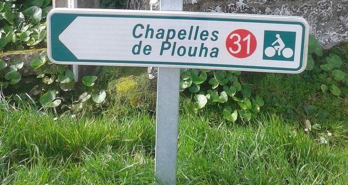 balisage chapelles plouha