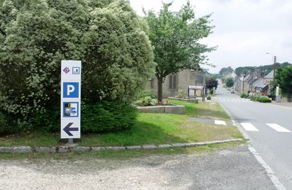 aire stationnement camping car Plounérin2018 (1)