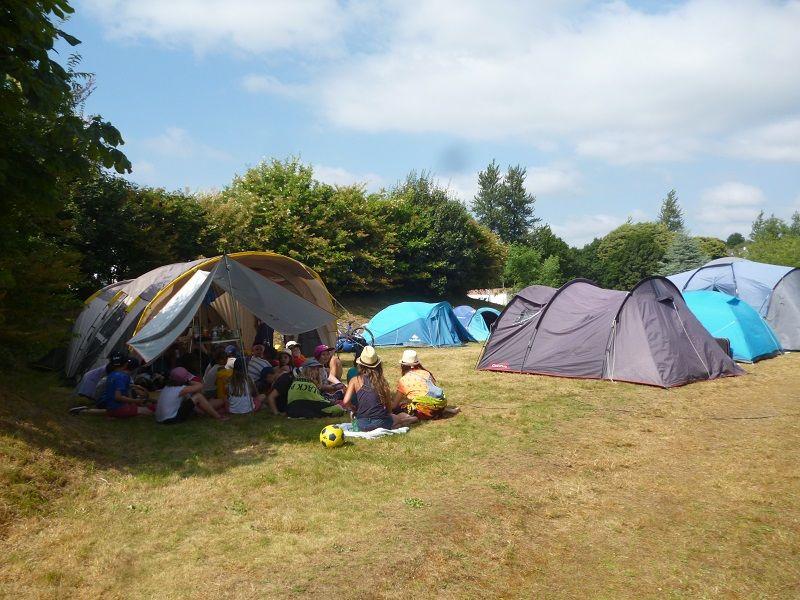 1 - Camping de Glomel