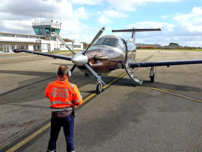 Aéroport de Lannion