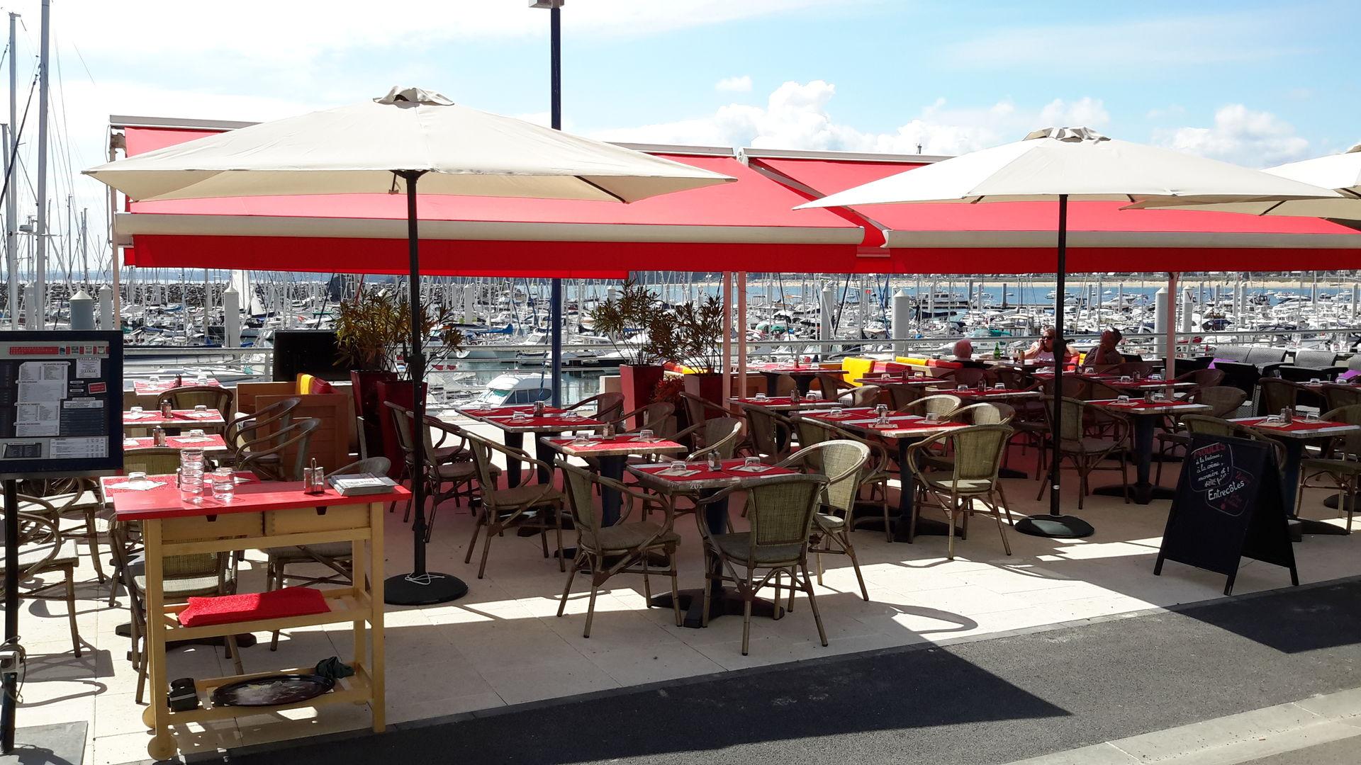 New Port Café Saint-Cast-Le Guildo Octobre 2014