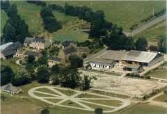 Centre équestre Grds Fossés PLELAN (vue aérienne)