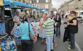 marché du samedi PLANCOËT (marché d'été)