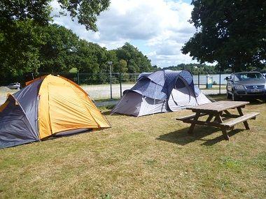 Camping glomel