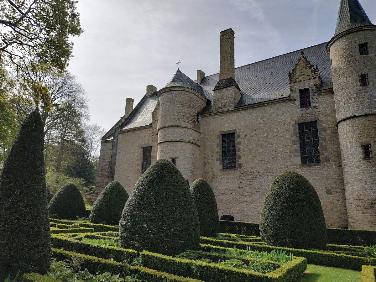 Chateau-de-Hac-Le-Quiou-facade-nord-avril-2019-DCFT