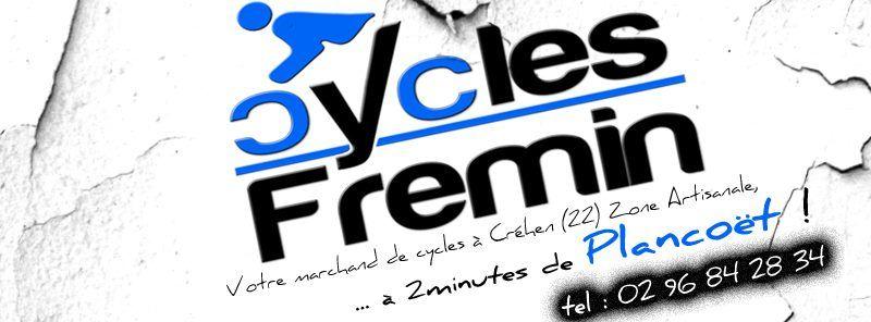 Cycles Frémin ST-LORMEL (Logo)