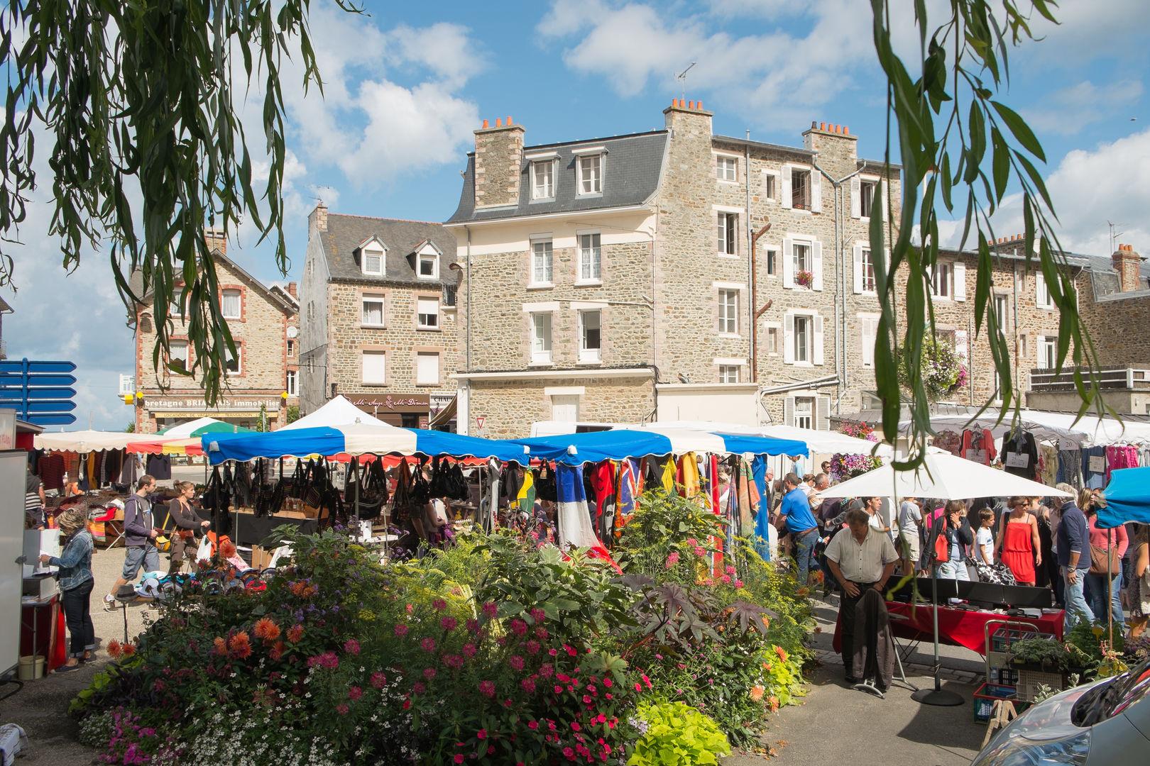 Marché du Val-André