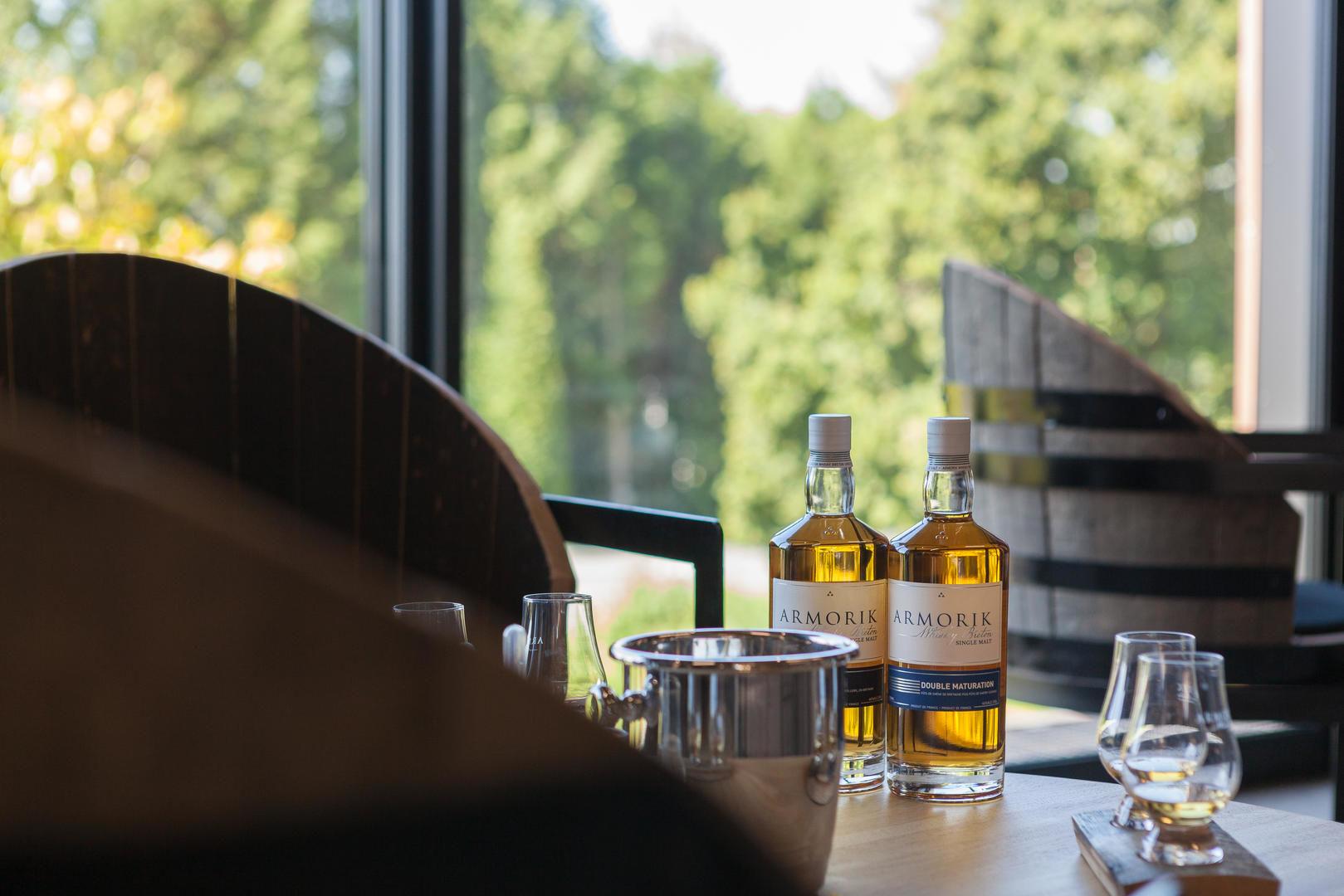 Distillerie Warenghem Whisky Armorik Double maturation