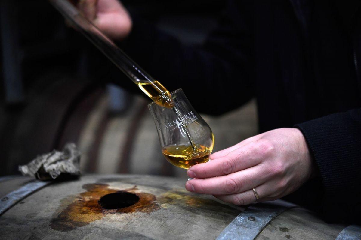 Distillerie Warenghem dégustation 2