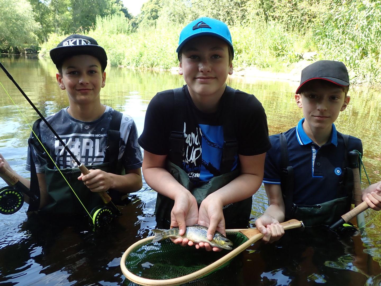 Ecole de pêche-enfants Léguer © E. Hamon (10)