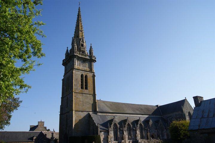 Eglise St Brandan Lanvellec E. Goupil