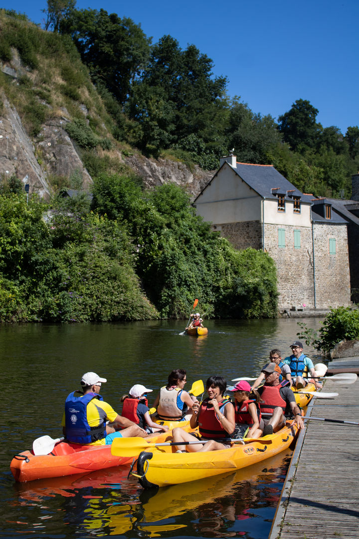 kayaks bi-place