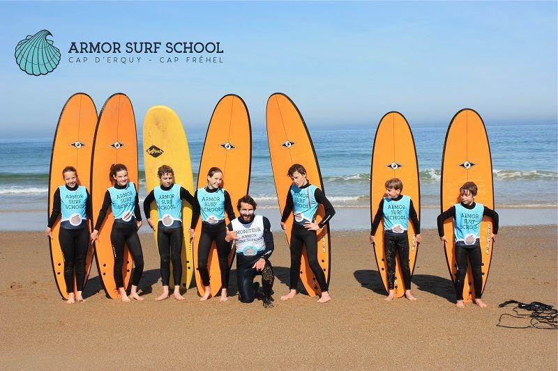 Armor Surf School