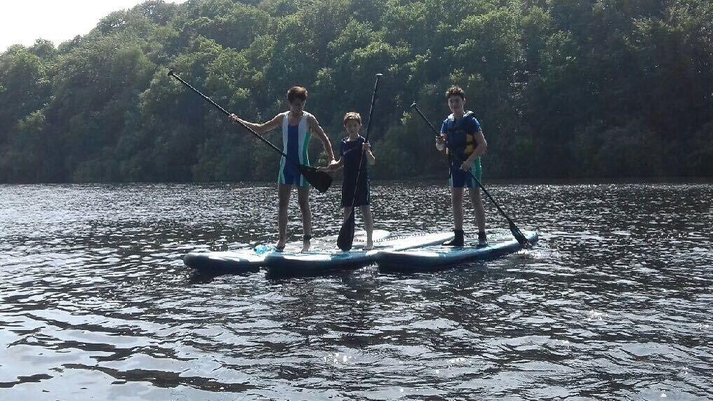 paddle-Aviron club du Gouët