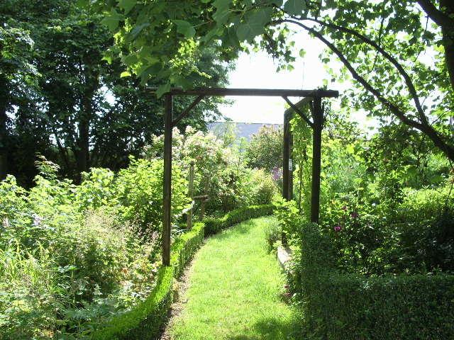 Jardin de la Levrette