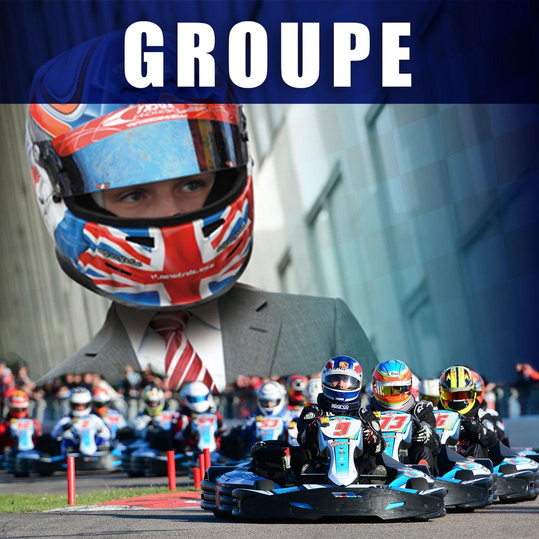 Karting-groupe
