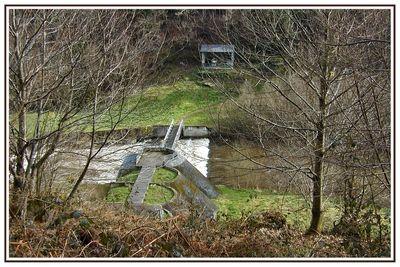Kernansquillec Le Barrage