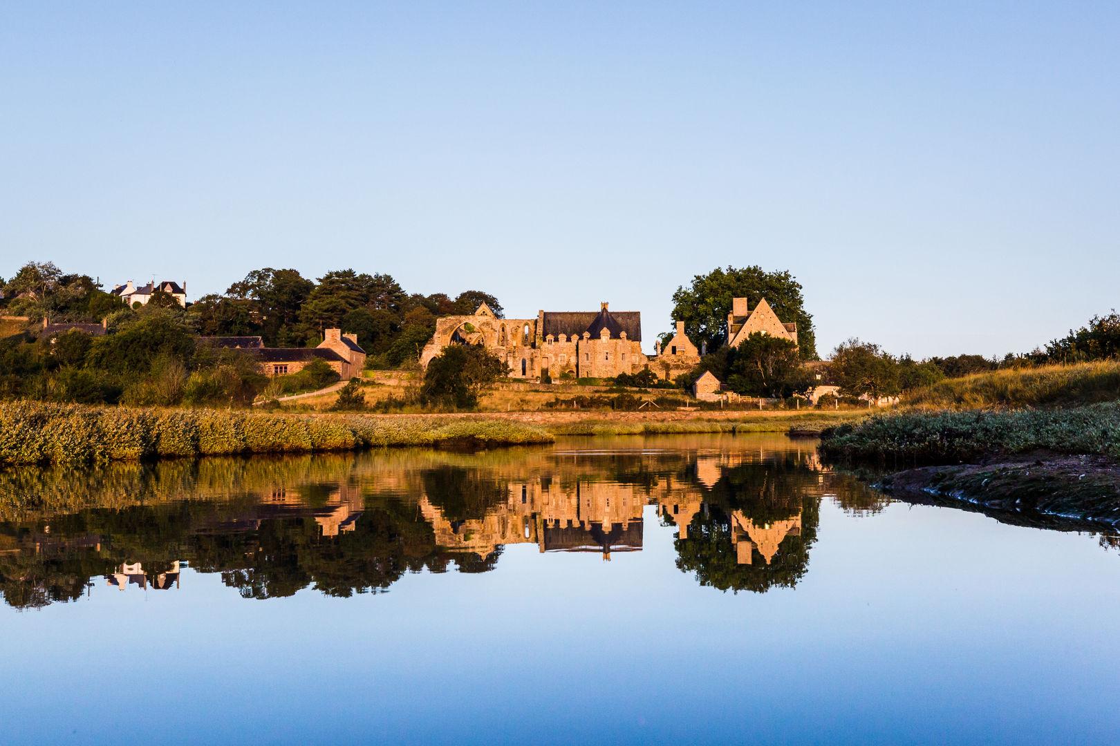 Abbaye et domaine de Beauport (Paimpol-Côtes d'Armor)