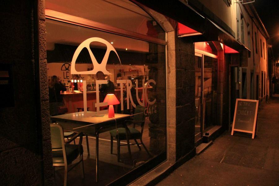 Le Truc Café - Tourinsoft