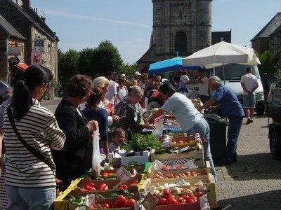 Marché Lézardrieux