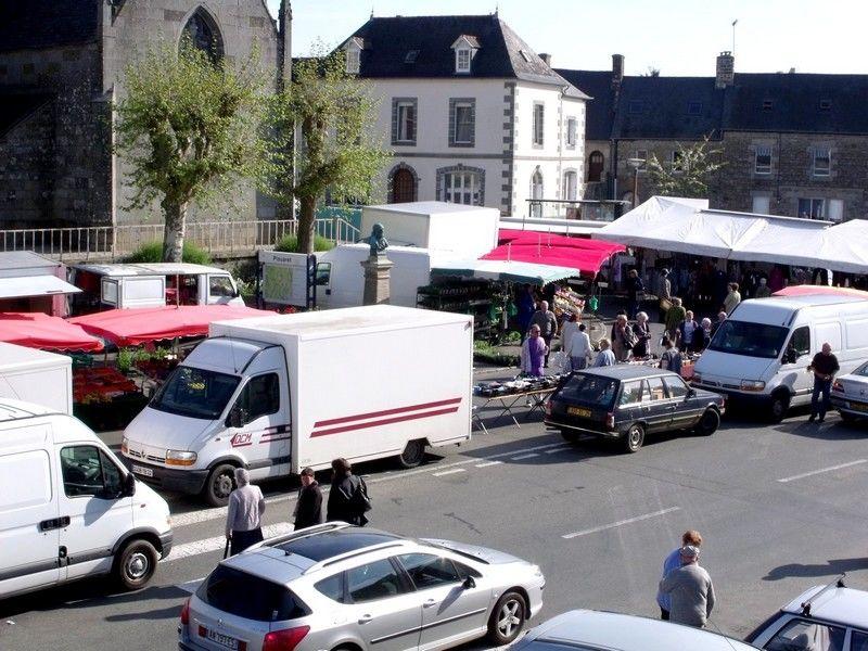 Marché de Plouaret G. Leroi (4)