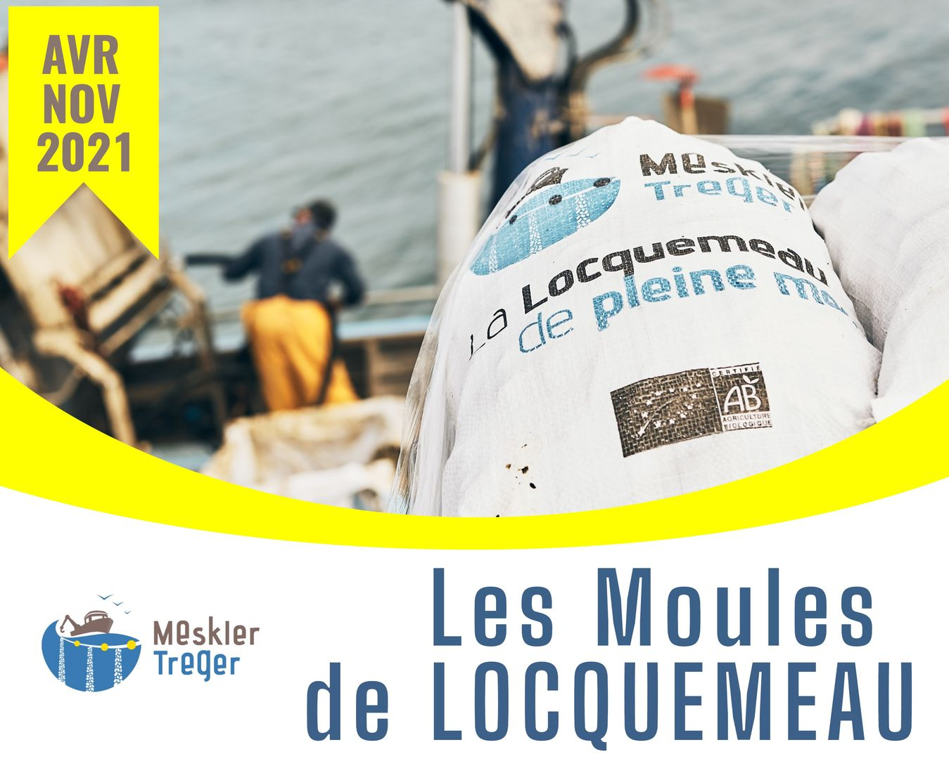 Moules Locquémeau