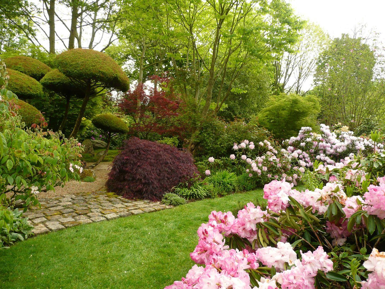 Photos Jardin de Kerlouis