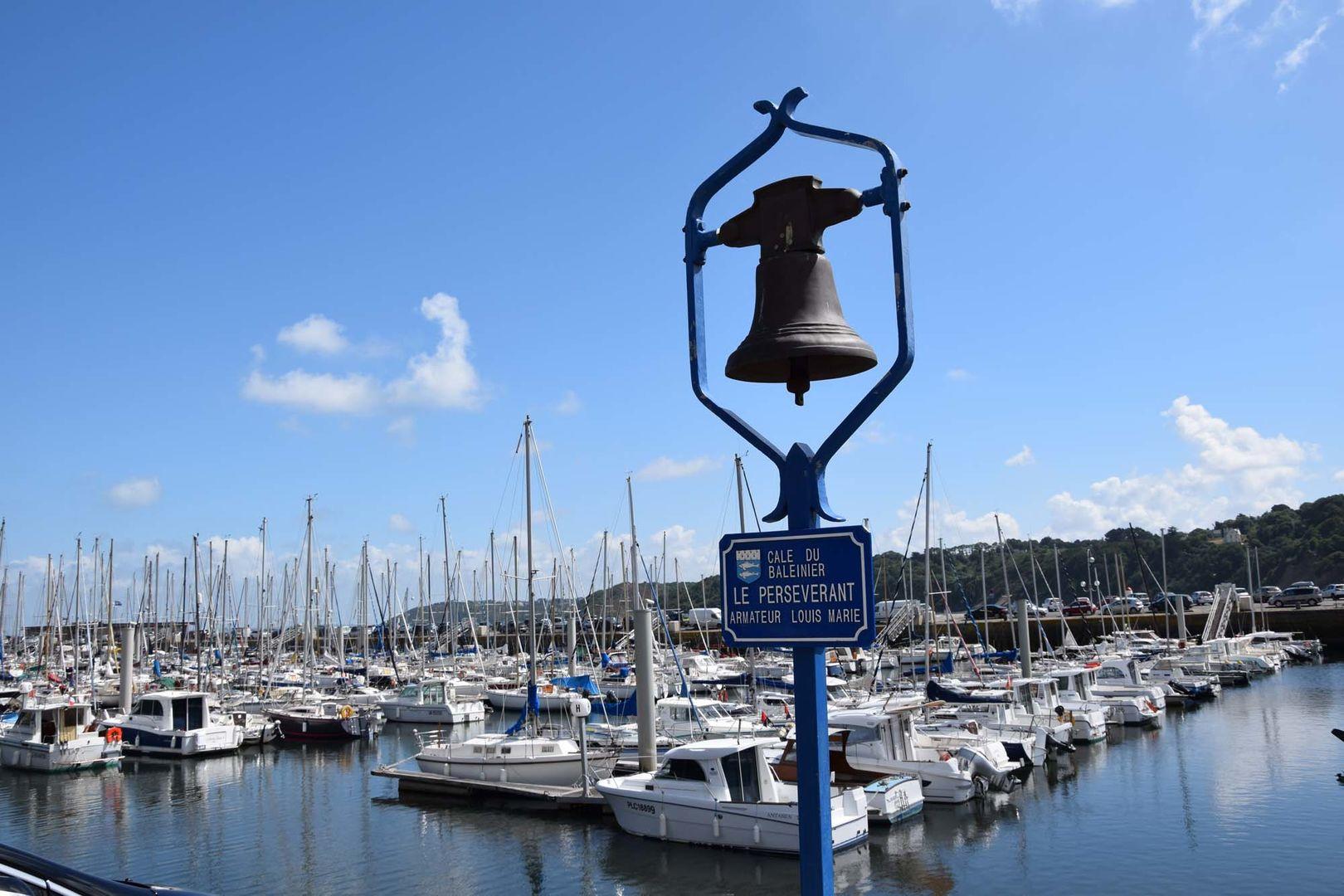 Port de Binic La Cloche Marie Hellier 8 mo