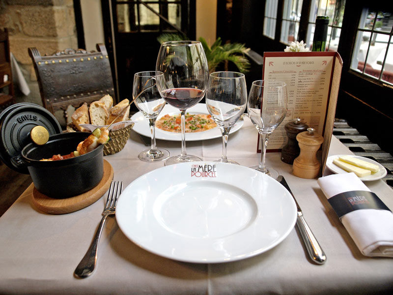 Restaurant Mère Pourcel 1