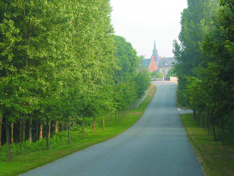 Saint-Méloir des Bois - Entrées - CPRB