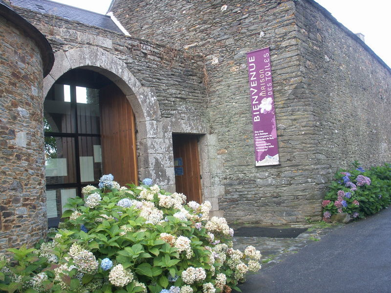Saint-thélo - Maison des Toiles2 - CPRB