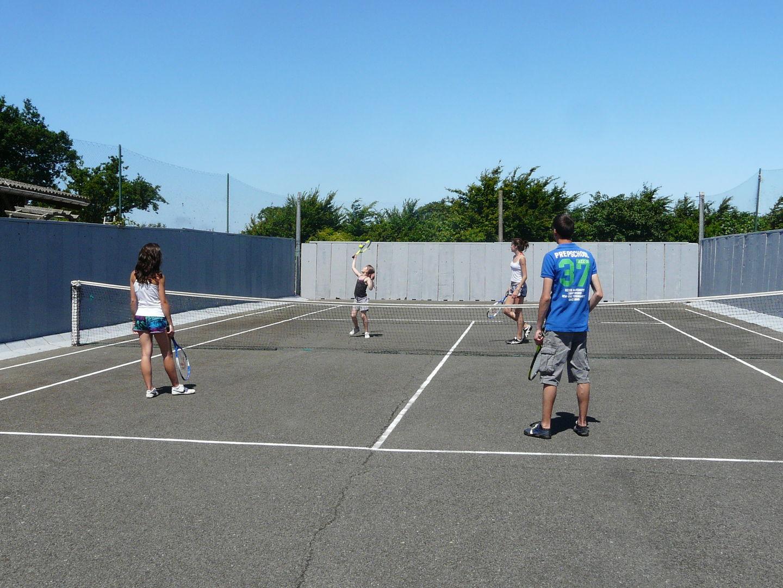 Tennis Crolais