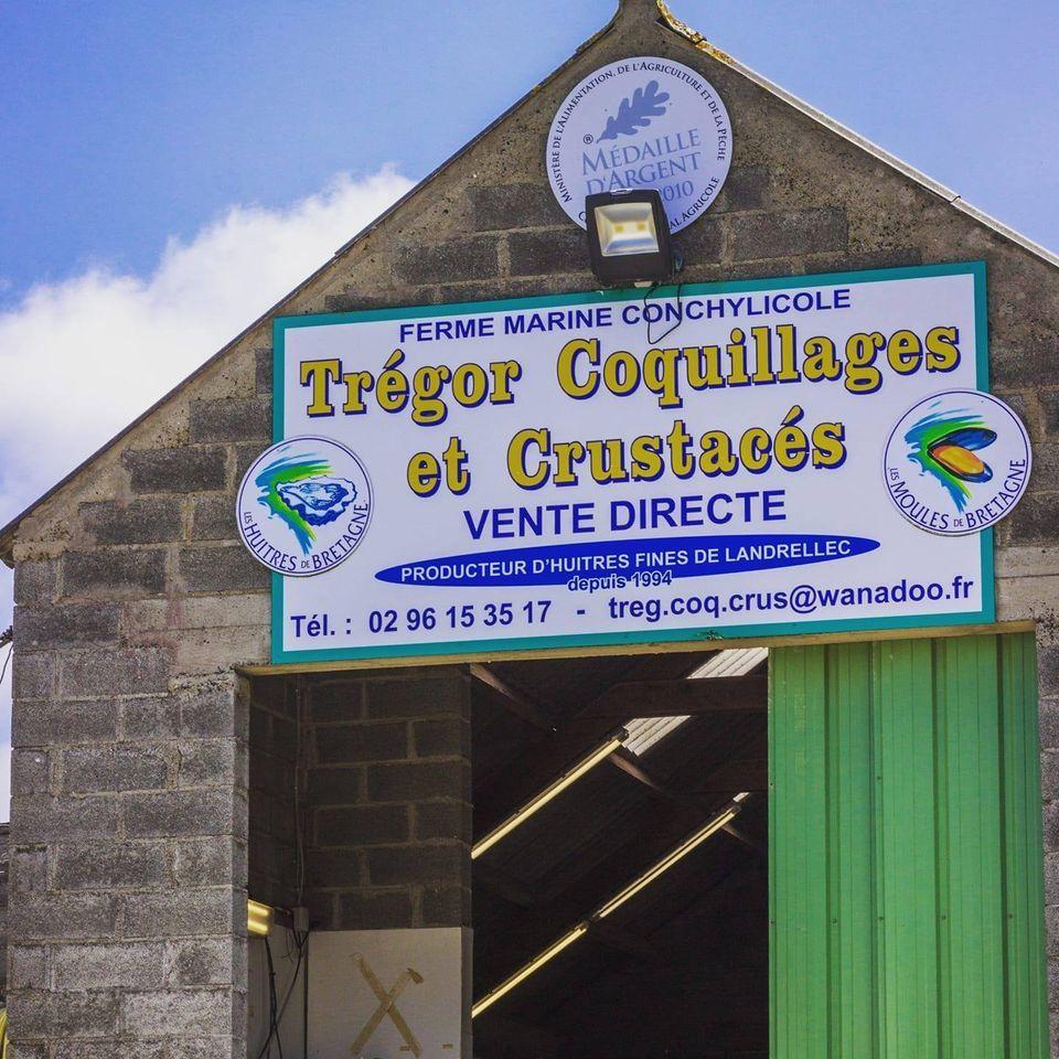 Tregor Coquillage et Crustacés 1