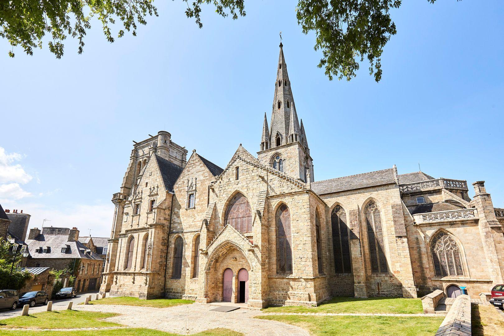 Basilique Notre-Dame de Bon-Secous à Guingamp
