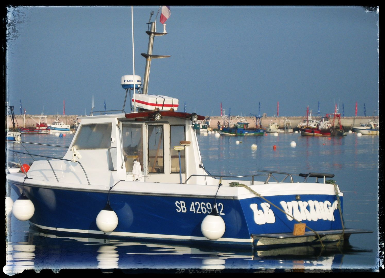 Bateau Pêche Évasion