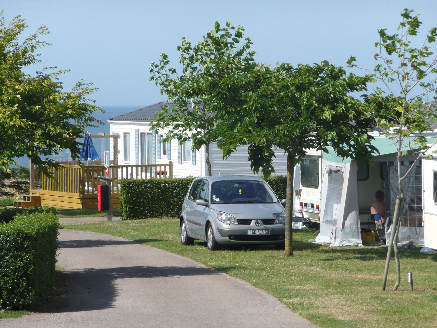 camping les Roches Erquy