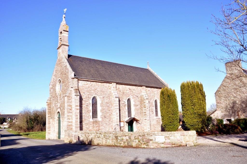 chapelle Saint-Pabu