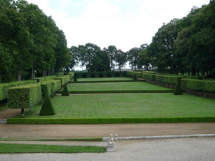château Rosanbo Les Jardins Monique Canet