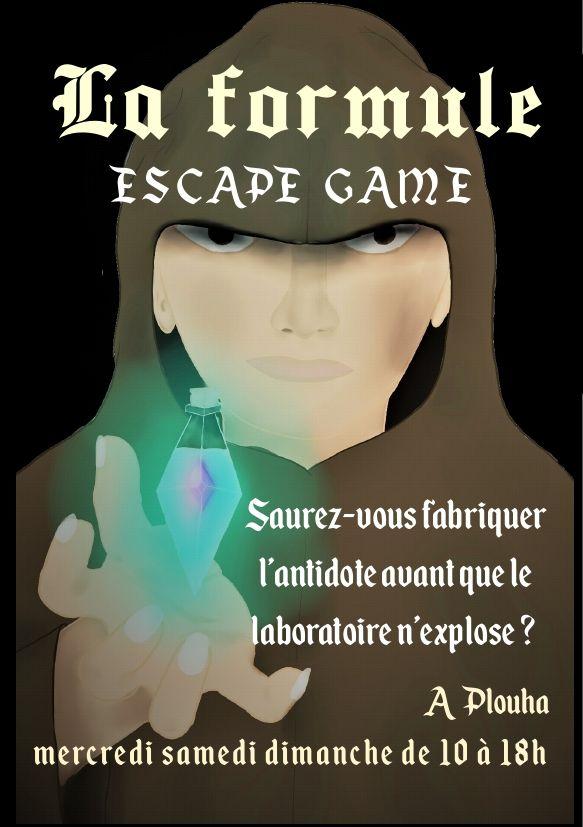 devant-flyer-escape game Culture Bienveillance