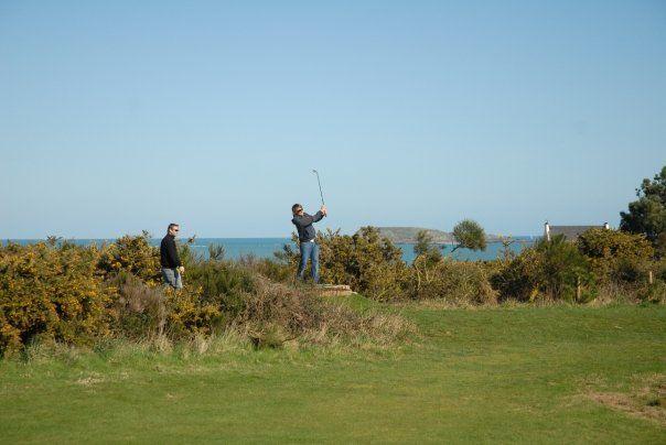 GAEA Golf de Lancieux - Parcours de golf