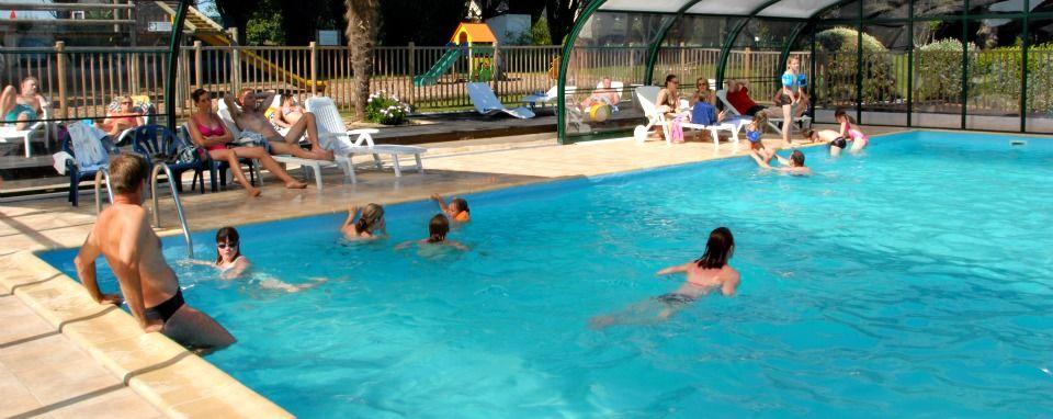 les capucines piscine