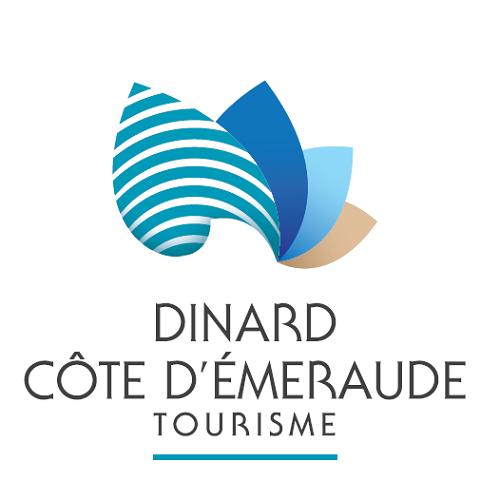 Logo Dinard Côte d'Émeraude Tourisme