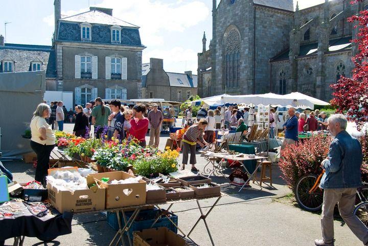 marché du Vieux Marché Samuel Jouon