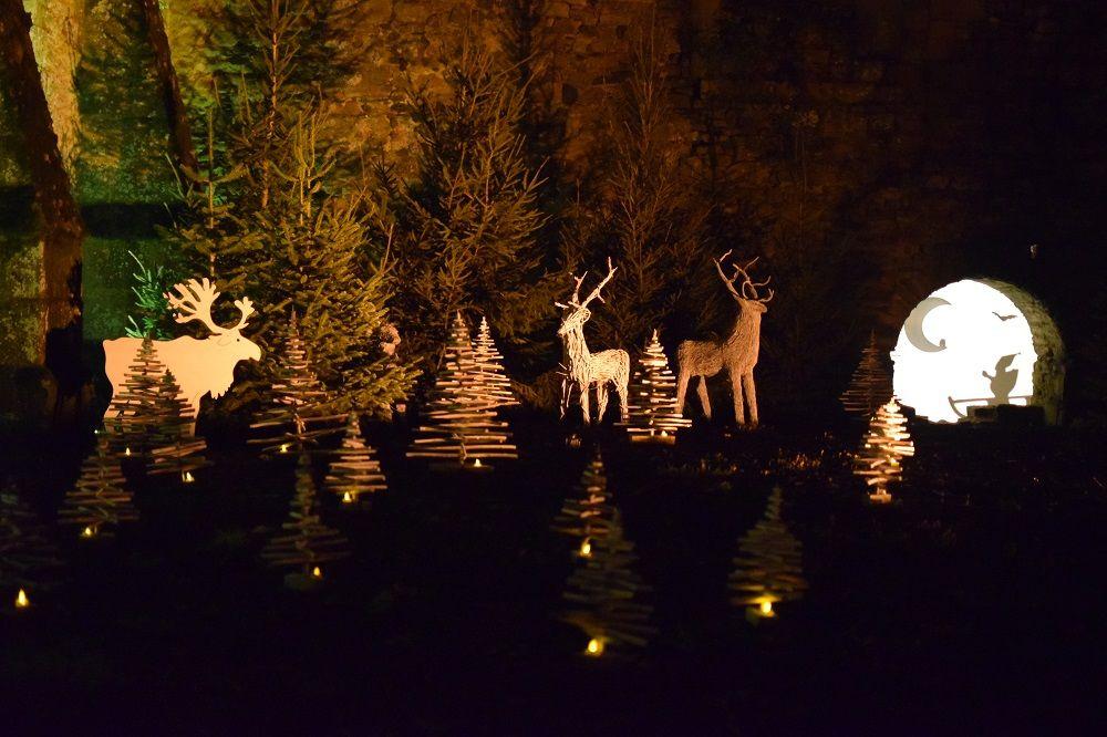 Noël à l'Abbaye de Beauport